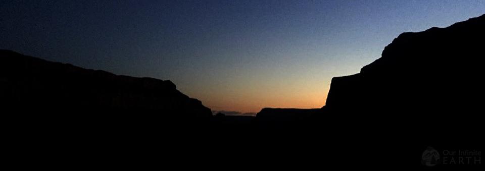 havasupai grand canyon sunrise