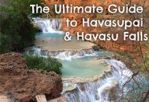 Havasupai guide - Beaver Falls