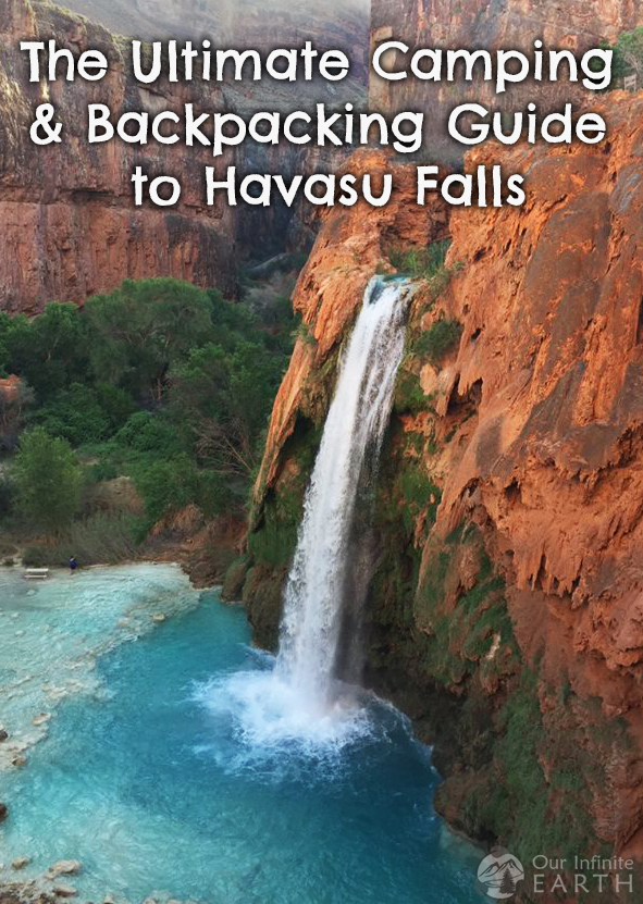 Havasupai Guide Havasu Falls