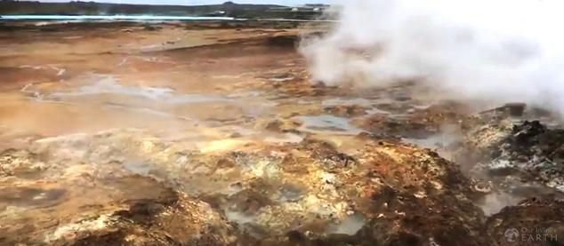 Gunnuhver-geothermal-area