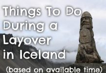 things-to-do-layover-iceland-Reykjavik-Keflavik-by-time