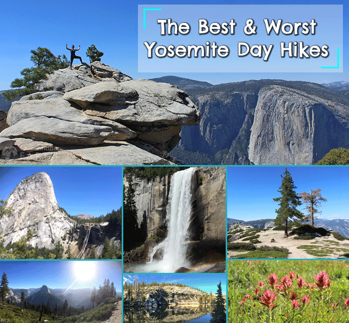 best-yosemite-day-hikes