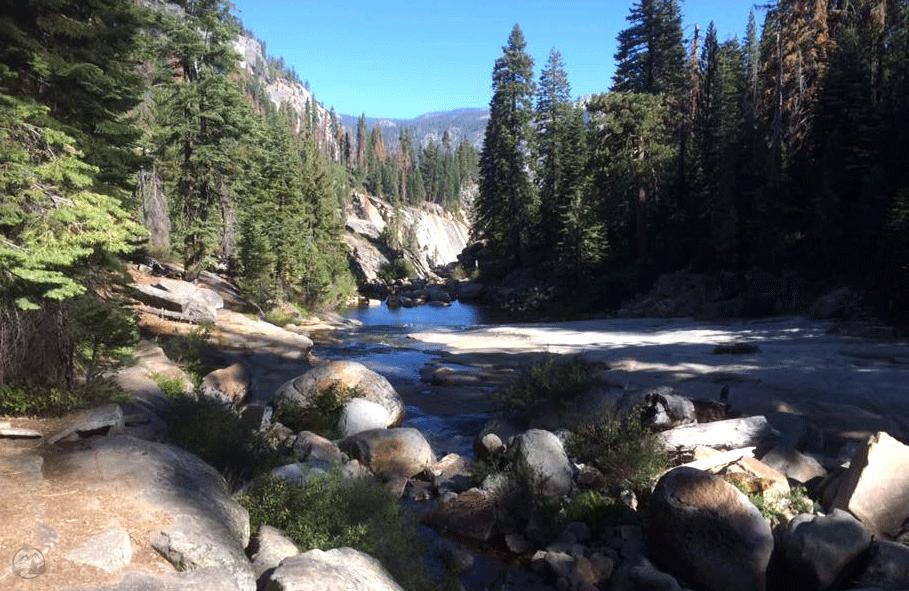 illilouette-creek