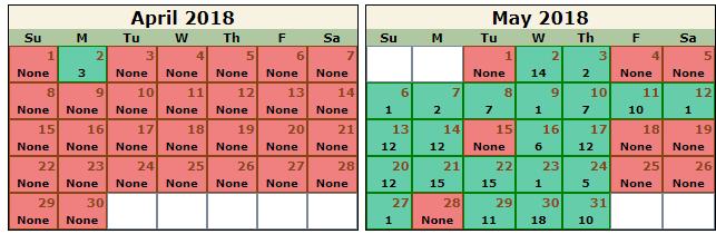 paria-canyon-permit-calendar