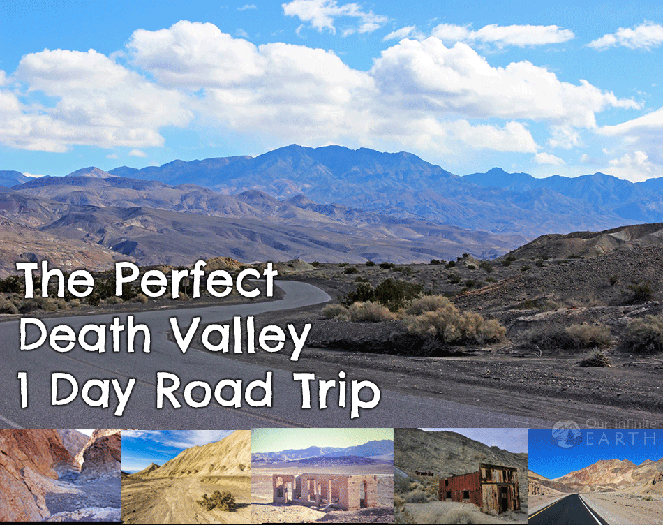 The Perfect Valley 1 Day Road Trip Itinerary - 10 Attractions ... on