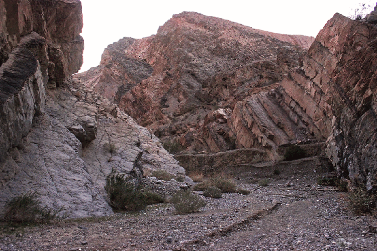 marble canyon backpacking trail