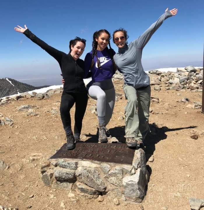guide for hiking mt baldy mt san antonio our infinite earth hiking mt baldy mt san antonio