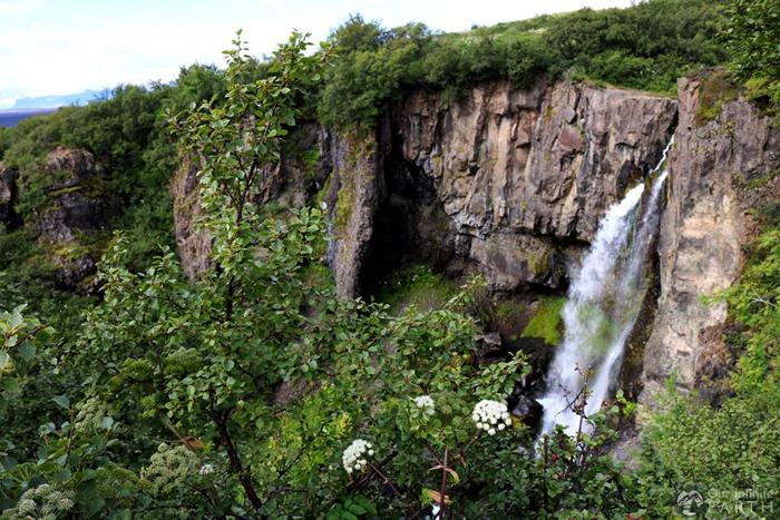 pjofafoss-waterfall