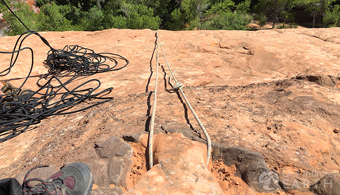 water-tank-route rope
