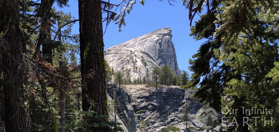 Half-dome-view