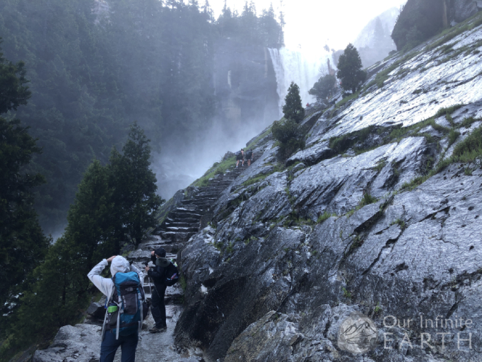 half-dome-via-mist-trail