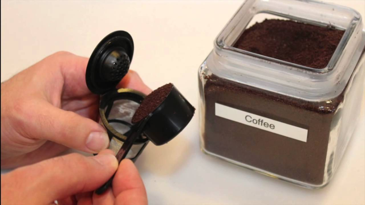 refillable keurig pods