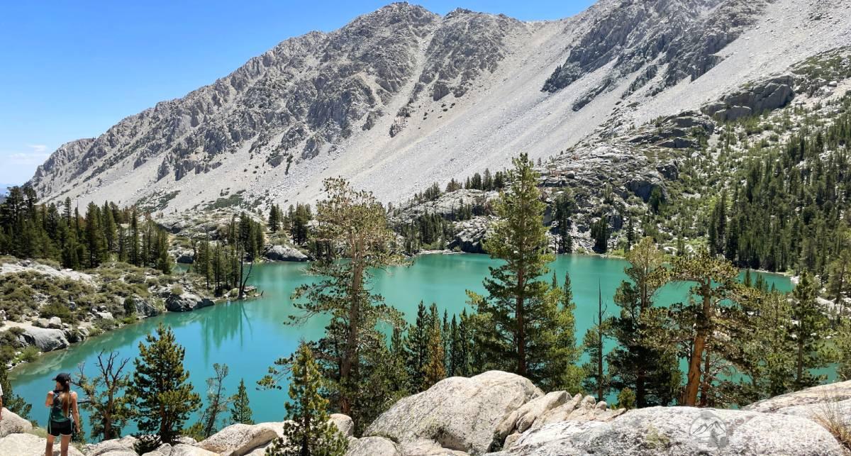 first lake big pine