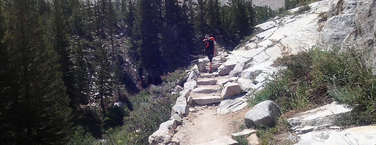 big-pine-trail-climbing